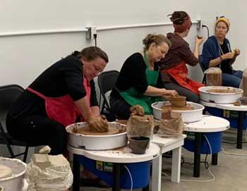 Adult Pottery Classes - Saturday Mornings